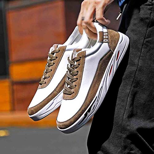 Frenchenal Homme Classic Kaki Homme Baskets Sneakers Basses qOqgS