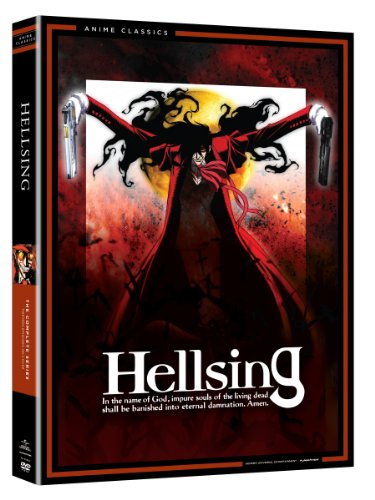 Hellsing - Hellsing Series (Classic) by FUNimation