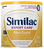 Similac Expert Care Neosure Infant Formula with Iron Powder 13.1 oz Can - 1 Each/Can by Abbott Nutrition