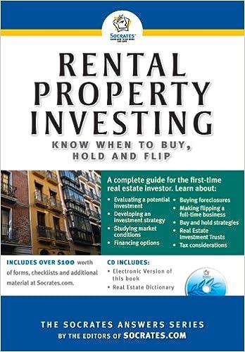 Libros de computadora descargados gratisRental Property Investing: Know When to Buy, Hold and Flip with CDROM 1595462538 RTF