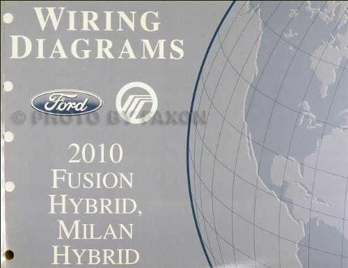 2010 ford fusion hybrid mercury milan hybrid wiring diagram manual 2010 Buick Lacrosse Wiring Diagram