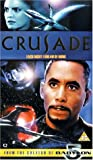 Babylon 5 - Crusade VOL.1.07 [UK-Import] [VHS]