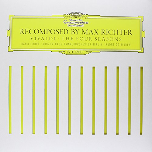 Vinilo : Daniel Hope - Recomposed By Max Richter: Vivaldi the Four Season (2 Disc)