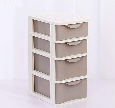 5 Grupo Cajas de almacenamiento de múltiples capas, mini misceláneas de escritorio caja de plástico de papelería, multi-función de la caja-nido, caja de herramientas conveniente partes de clasificació: Amazon.es: Hogar
