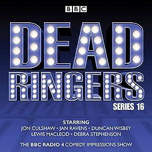 Dead Ringers: Series 16 plus Christmas Specials Radio/TV Program