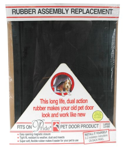 Pride Pet Door Flap Assembly