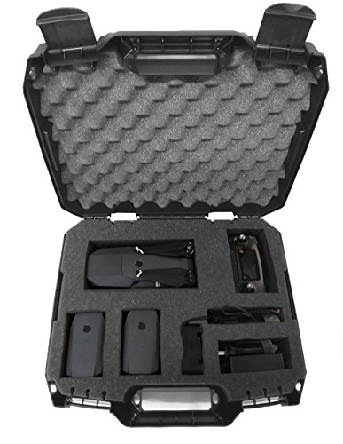 DRONESAFE Rugged Mini Drone Carry Case Organizer W…