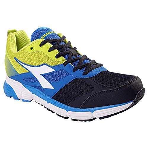 Zapatillas Diadora Running Action II Azul/Verde