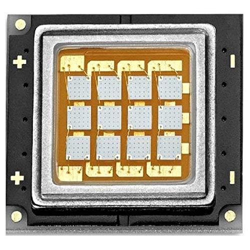 High Power LEDs - Single Color UV LED 12mm LES 365-375nm Pack of 1 (SBM-120-UV-F34-H365-22)