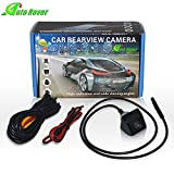 Auto Rover HD CCD Car Rearview Camera 170 Degree Waterproof Night Vision Parking Assistance Reversing Backup Camera (Black)