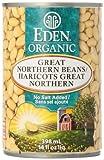 Eden Foods Organic Great Nothern Beans, 398 ml
