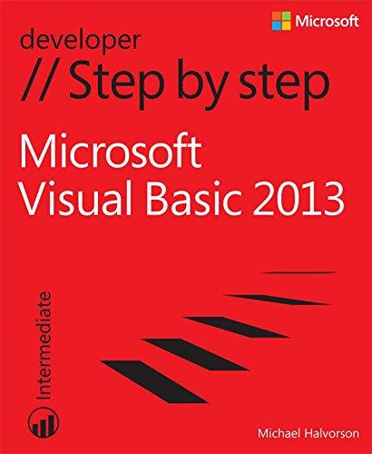 Microsoft Visual Basic 2013 Step by Step (Step by Step Developer) Pdf