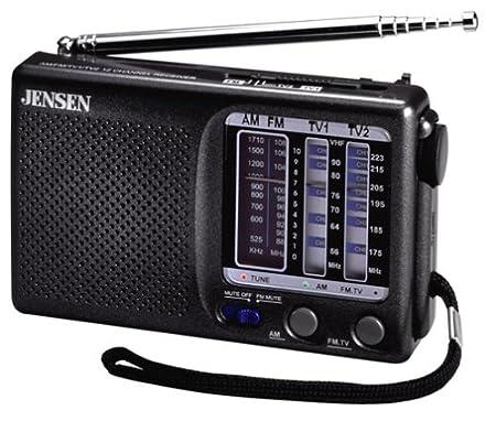 Review JENSEN MR-400 TV Band
