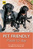 AA Pet Friendly Places to Stay, Martin Knowlden, 074954922X