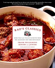 Rao's is the legendary, tiny corner restaurant in East Harlem where it's impossible to book a table: each of the red-checked, cloth-covered four-, six-, and two-tops is reserved for a titan of New York industry, a celebrity, or a major...