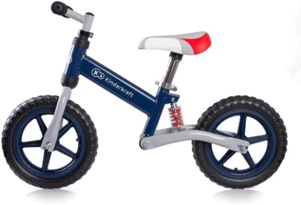KELITE Marco Balance de Bicicletas de Acero al Carbono sin Pedal Caminar Equilibrio Bicicleta de Entrenamiento for niños y niños pequeños 2-6 años de Edad