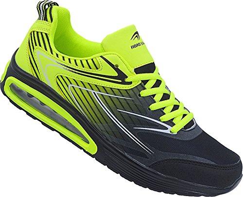 Turnschuhe Grün Apfel 36 Herren Schwarz Nr 46 284432 Art Sneaker Gr Sportschuhe Damen Schuhe Roadstar 6Iqg1Ox