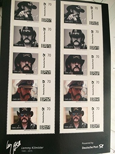 Limited Edition Stamps - 3
