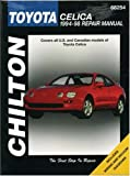 Toyota Celica, 1994-98, Chilton Automotive Editorial Staff, 0801989590
