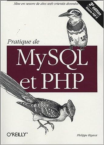 Livres Pratique de MySQL et PHP pdf ebook