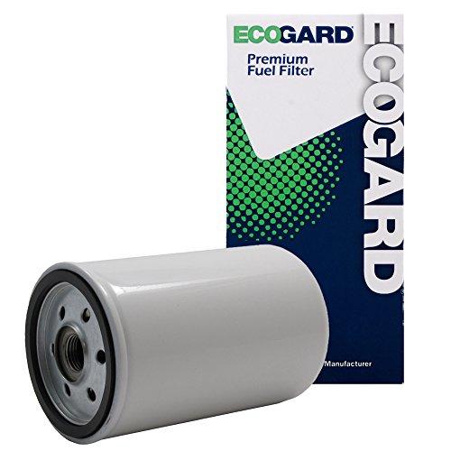 ECOGARD XF59265 Diesel Fuel Filter - Premium Replacement Fits Chevrolet K10, C10, P30, C20, C30, K5 Blazer, K20, K30, C20 Suburban, K10 Suburban, K20 Suburban, C10 Suburban, P20 / GMC C1500, K1500