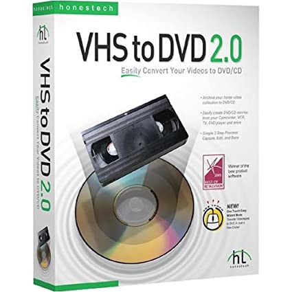 honestech vhs to dvd 2.0