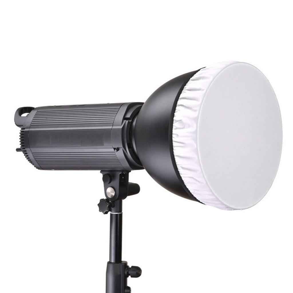 MagiDeal Calcet/ín Blanco Suave de Cubierta de Difusor para 7// 180mm Reflector Est/ándar de Estudio Bowens