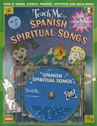Teach Me Spanish Spiritual Songs (Paperback and CD) (Spanish Edition)