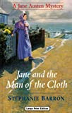 Front cover for the book Jane and the Man of the Cloth by Stephanie Barron