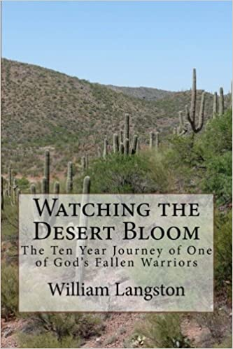 Image result for watching the desert bloom langston