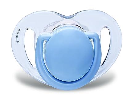 Mamajoo libre de BPA Chupete anatómica de silicona con caja ...