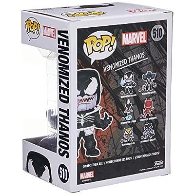 Funko POP! Marvel: Venom - Thanos: Toys & Games