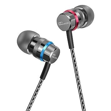 741aa89f474 HIFI WALKER A1 High Resolution In-Ear Headphones (Earphones Earbuds Noise  Attenuation Headset)