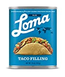Loma Blue Taco Filling - 15 oz. (Pack of 8)