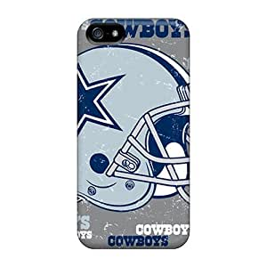 FNW3300gpcF Dallas Cowboys Fashion Tpu 5/5s Cases Covers For Iphone