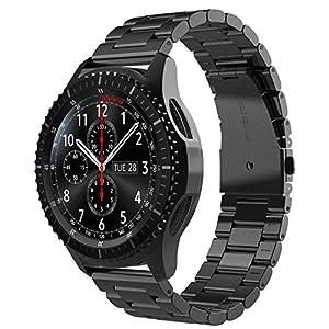 Samsung Gear S3 Frontier / Classic Correa, 22mm Watch Correa ...