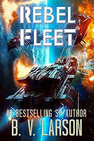book cover of Rebel Fleet