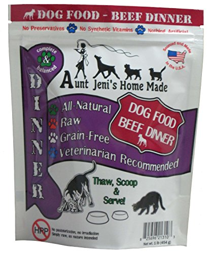 Most bought Frozen Dog Food