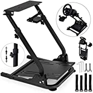 VEVOR G920 Racing Steering Wheel Stand Shifter Mount fit for Logitech G27 G25 G29 Gaming Wheel Stand Wheel Ped