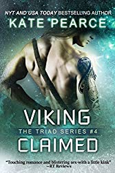 Viking Claimed (Triad Series Book 4)