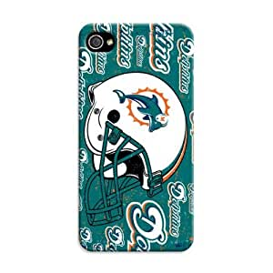 Case Cover For SamSung Galaxy Note 4 Protective Case,Special Football Iphone 5/5S /Miami Dolphins Designed Case Cover For SamSung Galaxy Note 4 Hard Case/Nfl Hard Skin for Case Cover For SamSung Galaxy Note 4