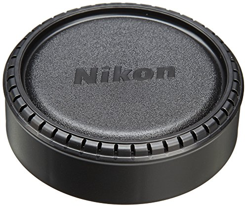 Nikon 61mm Front Lens Cap for 16mm f/2.8 AF-D Lens & 10.5mm f/2.8 DX Fisheye Lens. by Nikon