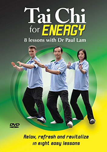 - Tai Chi for Energy By Dr. Paul Lam - NEW LISTING