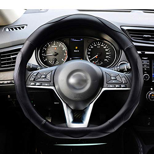 (D Steering Wheel Cover - Fit D Shaped Steering Wheel Cover 14.5