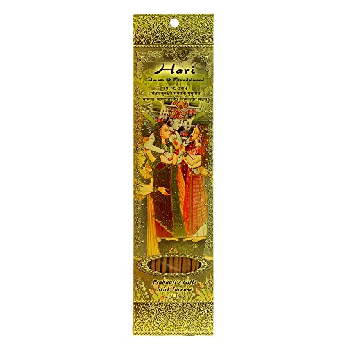 - Ramakrishnananda, Incense Stick Hari Amber Sandalwood