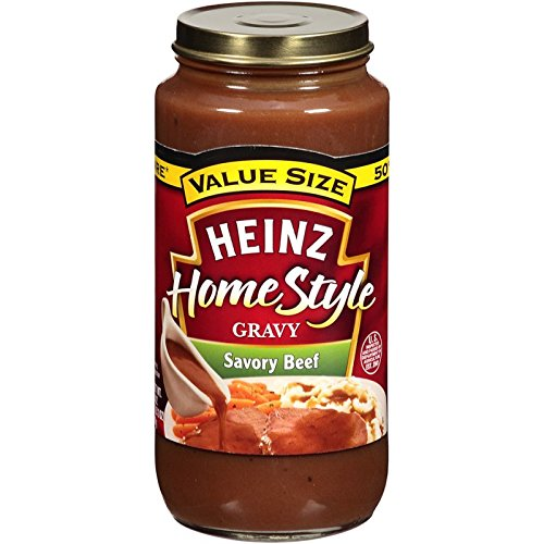 Heinz Home Style Gravy Savory Beef - 12 Pack