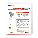 Nuova LP50H Thermal Laminating Pouches 9 x 11.5