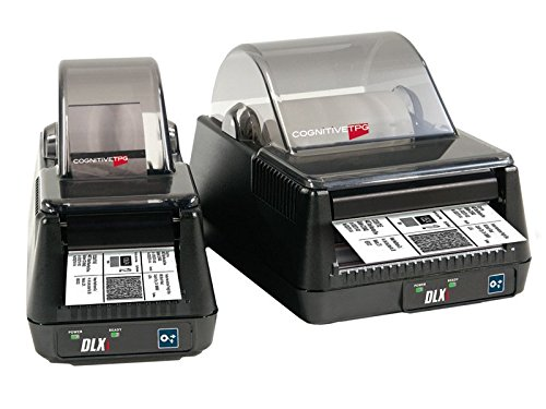 "Cognitive Advantage DLX DBD42-2085-00E 4.2"" Direct Thermal Label Printer, Ethernet and USB Ports"