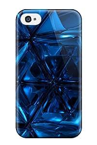Excellent Design Digital Art Phone Case For Iphone 4/4s Premium Tpu Case