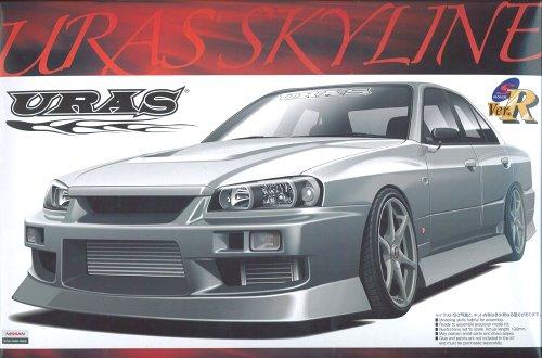1/24 Nissan URAS Skyline ER34
